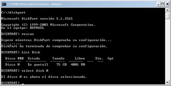 DOS admin 5